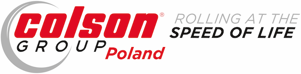 Colson - producent kół i zestawów kołowych