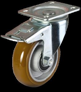 Ergoforma koło aluminiowo-poliuretanowe