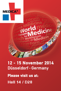 Targi Medyczne Dusseldorf Colson