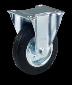 koło metalowo gumowe