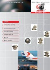 Colson Lotniska Caster Deck Koła doplatform przeładunkowych Paleta transportowa