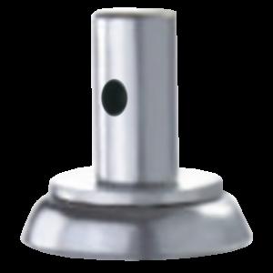 Trzpień mocujący do zestawów przemysłowych Colson Trzpień fi 28x45 otwór M8